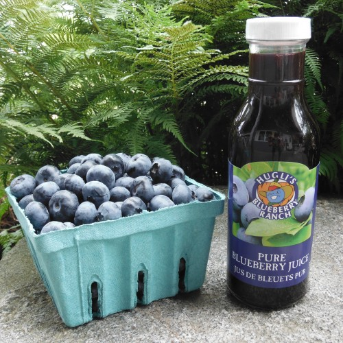 Hugli's Blueberry Juice