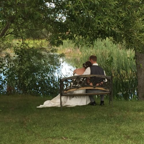 outdoor weddings in Pembroke
