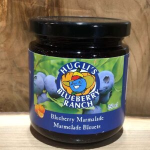 Hugli-BlueberryMarmalade-250ml