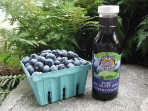 Hugli's Blueberry Juice